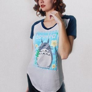 🌻NWT Her Universe- My Neighbor Totoro T-Shirt🌻